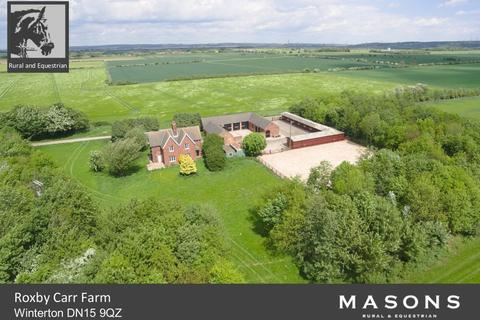 6 bedroom cottage for sale - Roxby Carr Farm