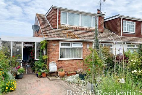 3 bedroom semi-detached bungalow for sale - Arthur Avenue, Caister-on-sea