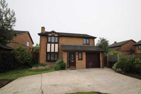 4 bedroom detached house for sale - Elfed Drive, Buckley