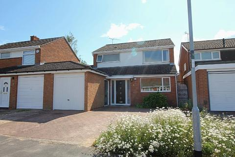 3 bedroom detached house for sale - Wellhouse Close, Wigston, Leicester