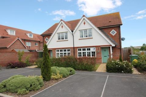 3 bedroom semi-detached house to rent - Stemson Avenue, Exeter