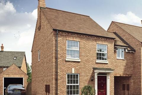 3 bedroom end of terrace house for sale - The Harlech at The Market Village, New Lubbesthorpe