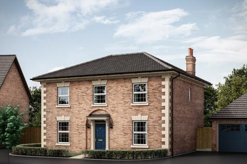 4 bedroom detached house for sale - The Castleton at The Market Village, New Lubbesthorpe