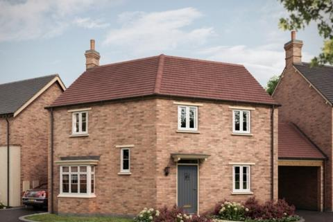 3 bedroom detached house for sale - The Hutton at The Market Village, New Lubbesthorpe