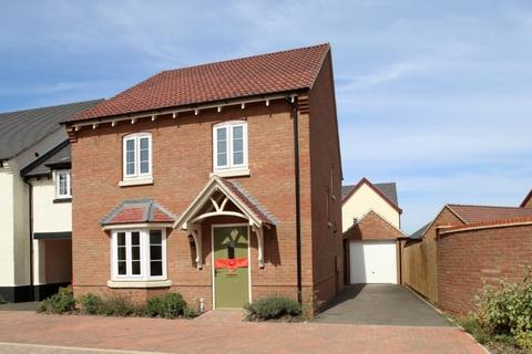 4 bedroom detached house for sale - The Lincoln at The Market Village, New Lubbesthorpe