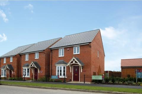 3 bedroom detached house for sale - The Watermead at The Market Village, New Lubbesthorpe