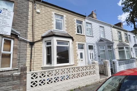 3 bedroom terraced house for sale - 7 Pyke Street, Barry, The Vale Of Glamorgan. CF63 4PG