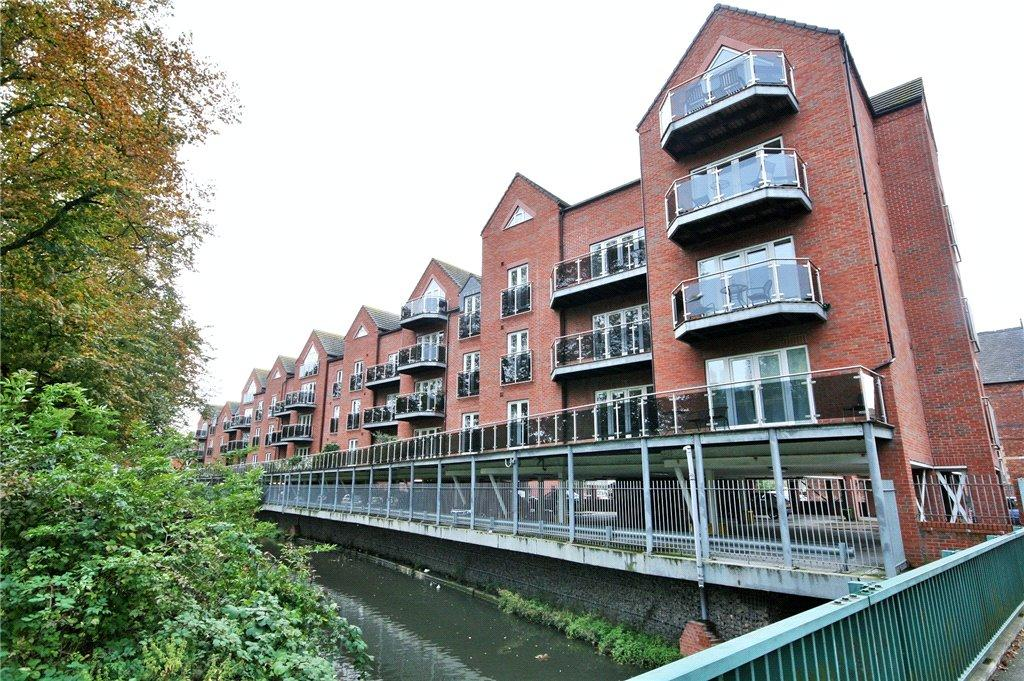 1 Bedroom Flat for sale in The Waterfront, Grantham, NG31