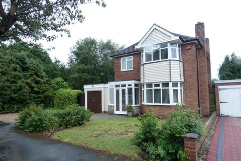 3 bedroom detached house for sale - Pentridge Close, Walmley