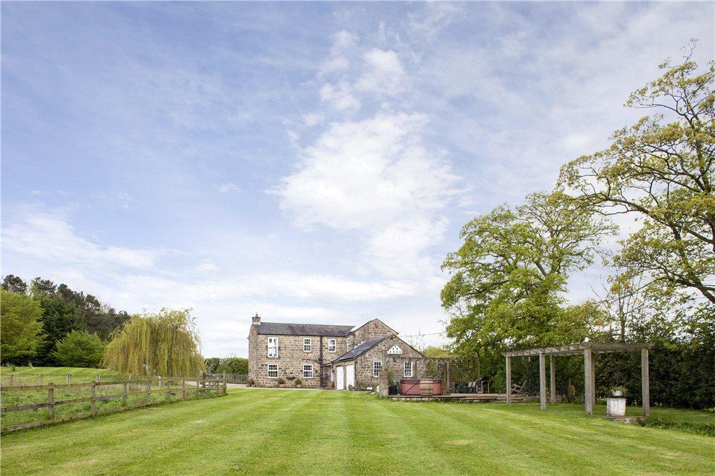 4 Bedrooms Detached House for sale in Bishop Thornton, Harrogate, North Yorkshire