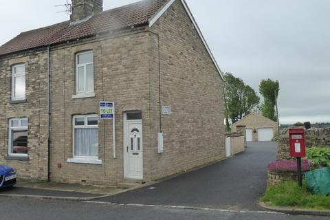 2 bedroom end of terrace house to rent - Lanehead, Copley