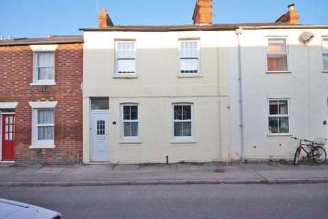 5 bedroom terraced house to rent - Vicarage Road, Oxford, OX1 4RB