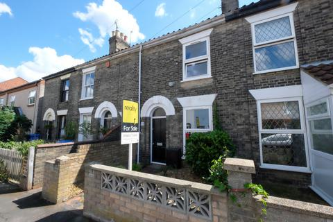 2 bedroom terraced house for sale - Belvoir Street, Norwich