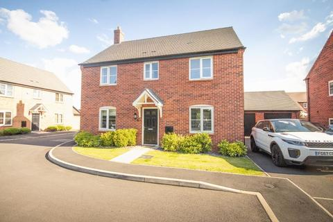 4 bedroom detached house for sale - Kimbolton Way, Boulton Moor