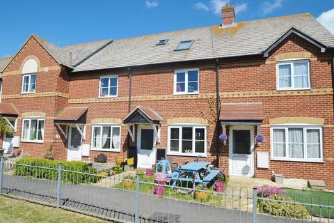 3 bedroom terraced house for sale - ACCOMMODATION ARRANGED OVER THREE FLOORS WITH TWO ALLOCATED PARKING SPACES.