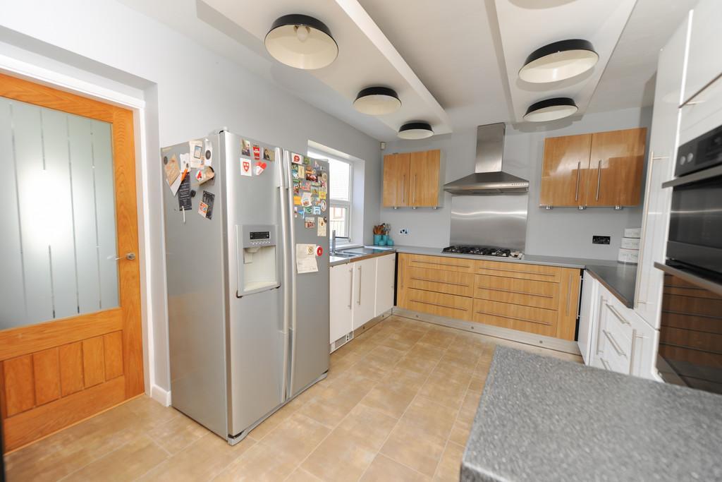 Kitchen/diner/living