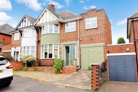 4 bedroom semi-detached house for sale - Ainsdale Road, Western Park, Leicester