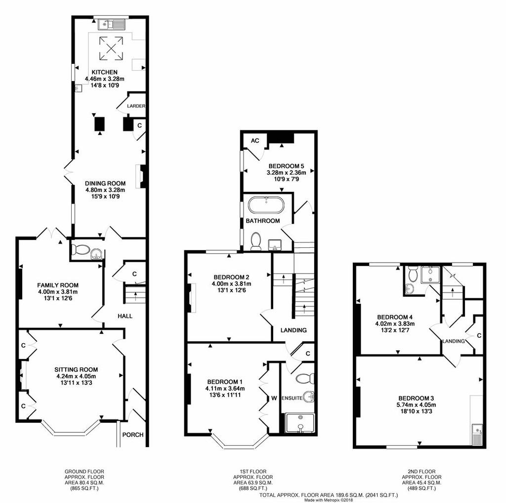 Floorplan: 127 South Road Taunton print.JPG