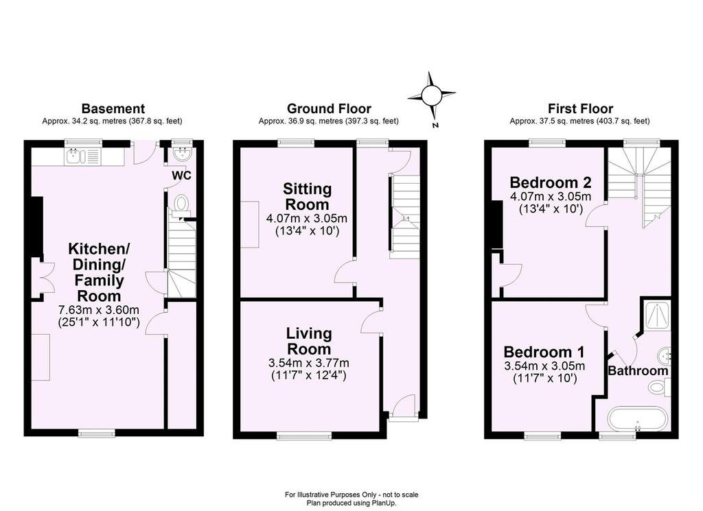 Floorplan 1 of 2: Vine Street, York.JPG