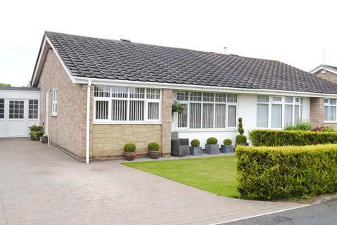 2 bedroom semi-detached bungalow for sale - The Winding, Dinnington Green, Dinnington, Newcastle Upon Tyne