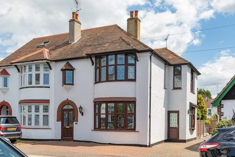 4 bedroom semi-detached house for sale - Southsea Avenue, Leigh-on-Sea, SS9