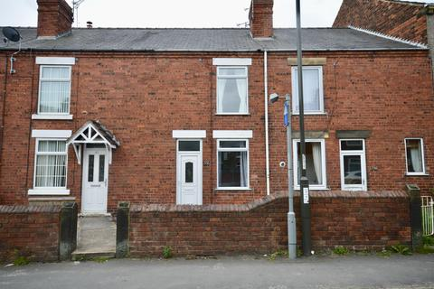 2 bedroom terraced house to rent - Flaxpiece Road, Clay Cross, Chesterfield, S45 9HB