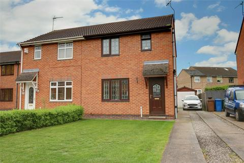 3 bedroom semi-detached house for sale - Oak Drive, Newport, Brough, East Yorkshire, HU15