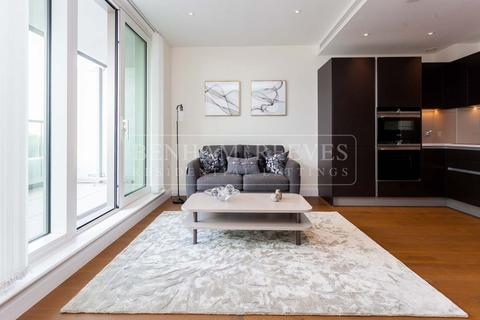 1 bedroom apartment to rent - Vista Chelsea Bridge, Nine Elms, SW11