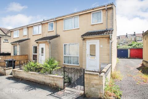 2 bedroom end of terrace house for sale - Millmead Road, Bath BA2