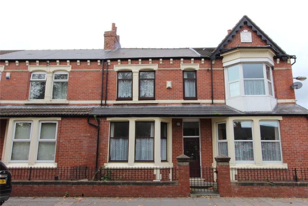 3 Bedrooms Terraced House for sale in Croydon Road, Middlesbrough