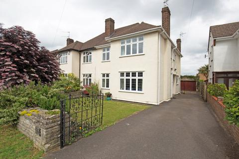 4 bedroom semi-detached house for sale - Northumbria Drive, Henleaze, Bristol, BS9
