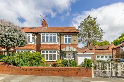 3 bedroom semi-detached house for sale - Hartside Gardens, Jesmond, Newcastle Upon Tyne, Tyne And Wear