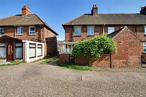 3 bedroom end of terrace house for sale - Williamsons Cottages, Broomfleet, Brough, East  Yorkshire, HU15