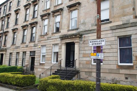 2 bedroom flat to rent - Flat G/L 37 Kersland Street, Glasgow - Available 19th June!