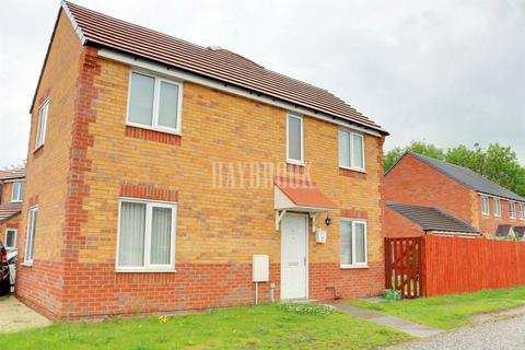 3 bedroom semi-detached house for sale - Cemetery Road, Langold