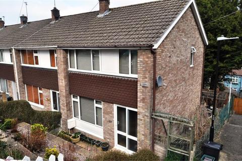 3 bedroom end of terrace house to rent - Queensdown Gardens, BRISTOL, BS4