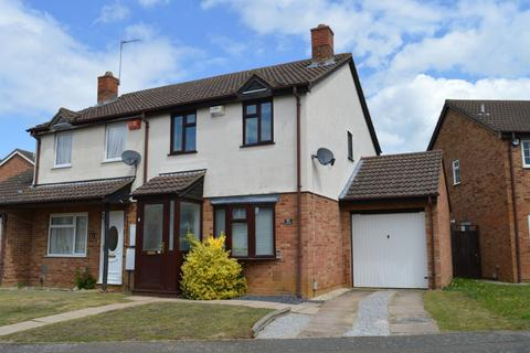 3 bedroom semi-detached house for sale - Shelford Close, The Glades, Northampton NN3 8UF