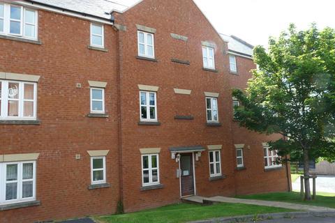 2 bedroom ground floor flat to rent - Mercer Close, Tiverton EX16