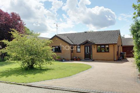 3 bedroom bungalow for sale - The Orchards, Orton Waterville, PE2