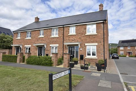 3 bedroom end of terrace house for sale - Wontley Drive, Bishops Cleeve GL52