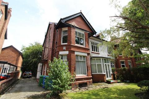 Studio to rent - Garden Flat, Spath Road, Didsbury, M20