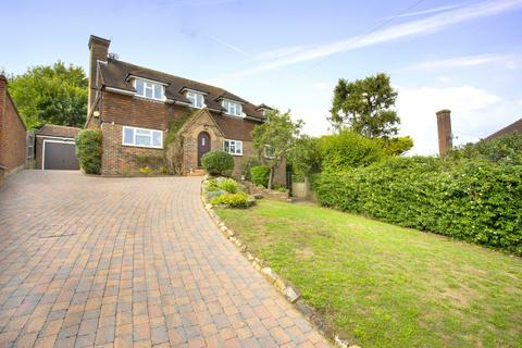 4 bedroom detached house for sale - Elms Lea Avenue, Brighton, East Sussex, BN1