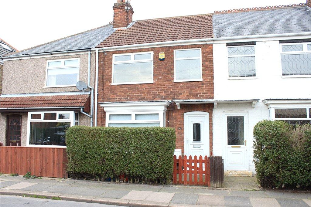 3 Bedrooms Terraced House for rent in Spring Bank, Grimsby, DN34