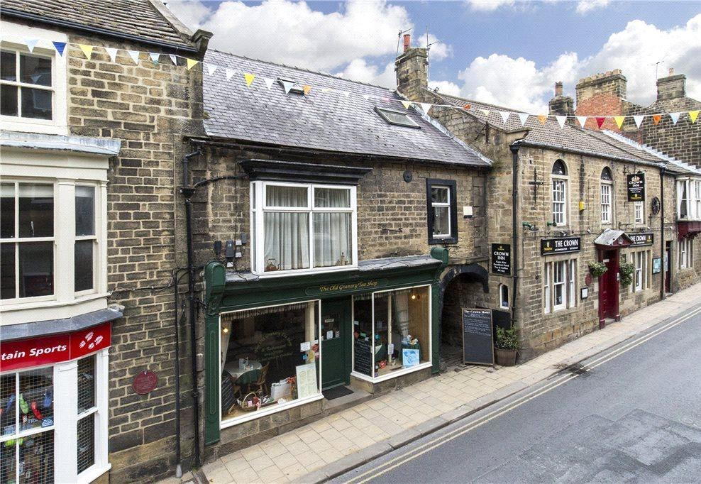 4 Bedrooms Unique Property for sale in High Street, Pateley Bridge, Harrogate