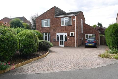 4 bedroom detached house for sale - The Heights, Market Harborough, Leicestershire
