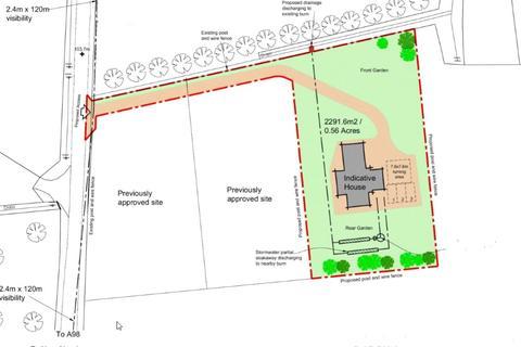 Land for sale - Site 3 & 11.71 Acres, New Aberdour, New Aberdour, Aberdeenshire, AB43