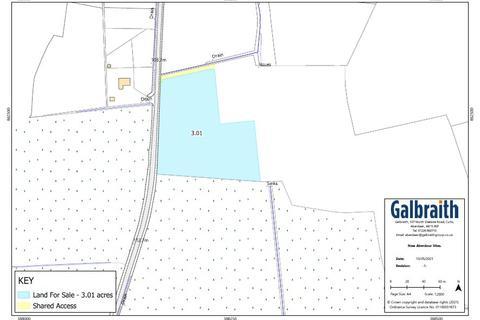 Land for sale - Land Of Around 3.0 Acres, New Aberdour, Aberdeenshire, AB43