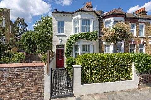 4 bedroom end of terrace house for sale - Brenda Road, London, SW17