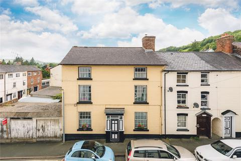 5 bedroom terraced house for sale - Crescent Street, Newtown, Powys