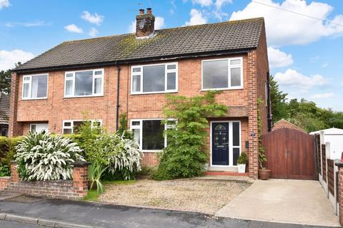 3 bedroom semi-detached house for sale - Castle Road, Killinghall